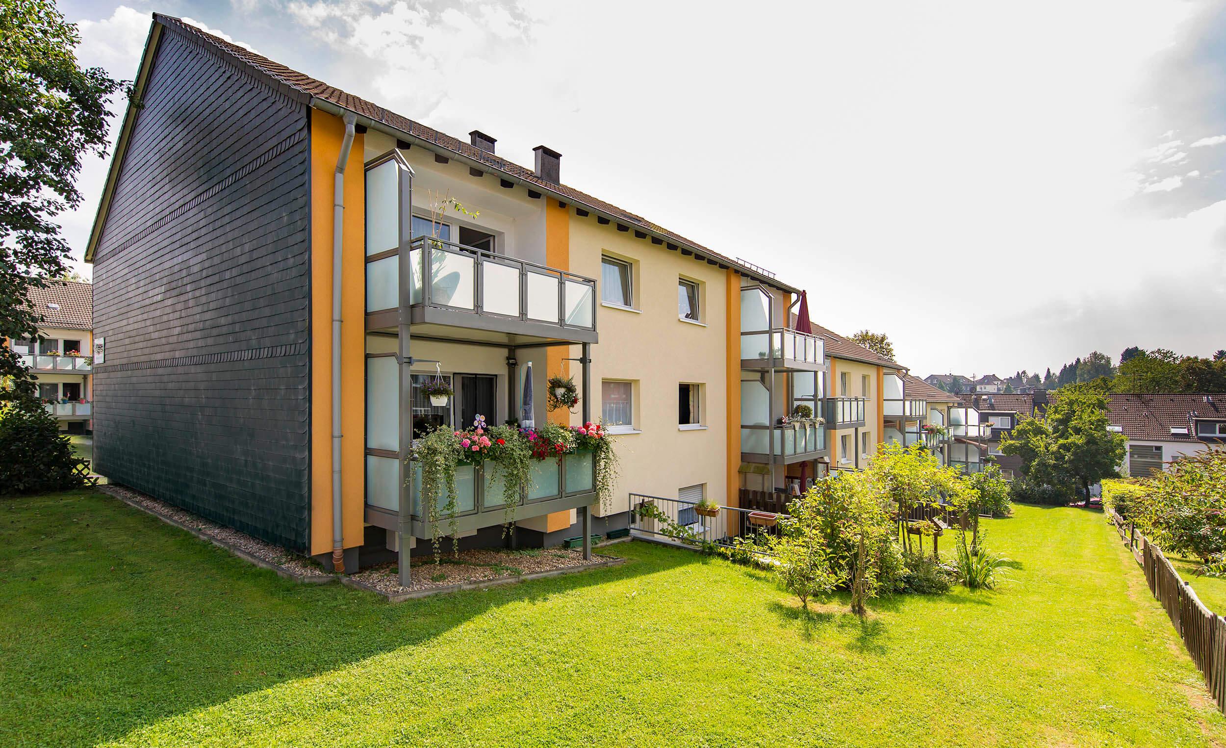 Vorteile Von Mietwohnungen : Gemütliche mietwohnungen zu fairen preisen gbs hückeswagen