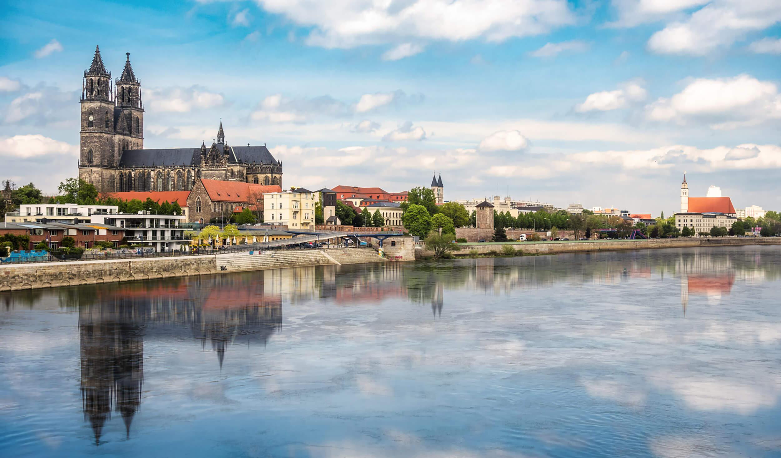 Mit unserem Urlaub Spezial nach Magdeburg! Als Mitglied der GBS finden Sie deutschlandweit preiswerte Unterkünfte.